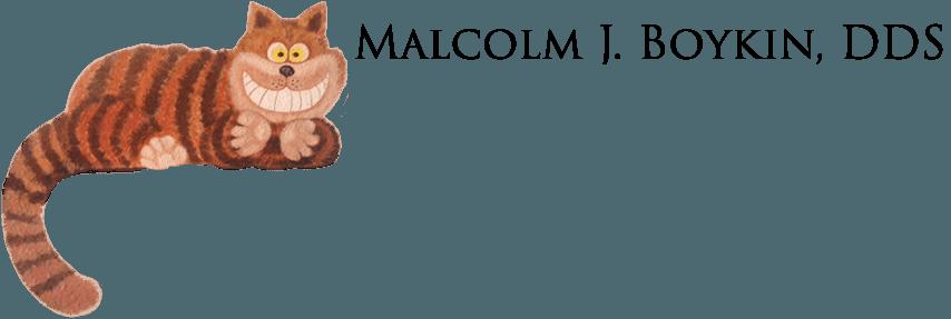 Dr. Malcolm J. Boykin DDS